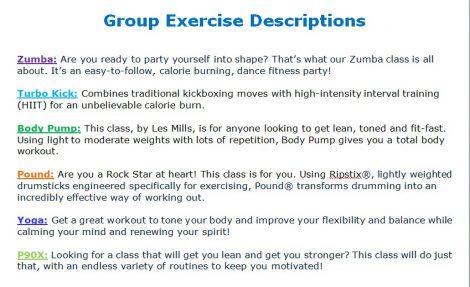 fitness-schedule-descriptions