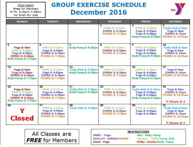group-exercise-schedule